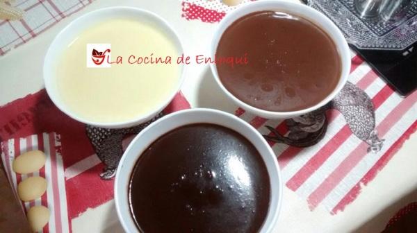 Mousse 3 chocolates con florentinos (3)